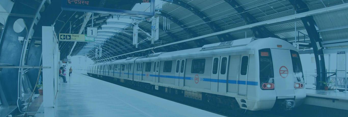 Delhi NCR Metro