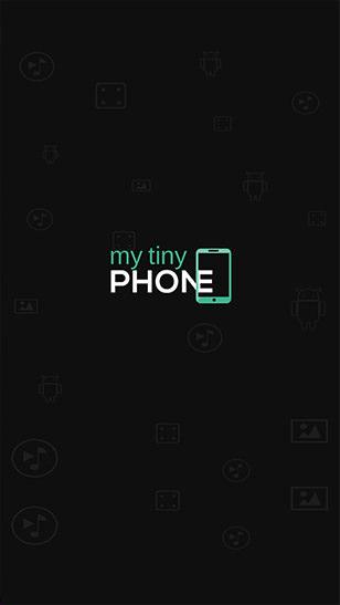 mytinyphone-screen Screenshot 1