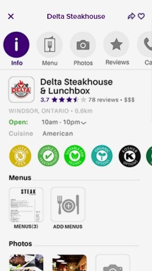 sirved-screen Screenshot 1