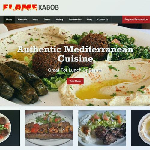 Flame Kabob Orlando