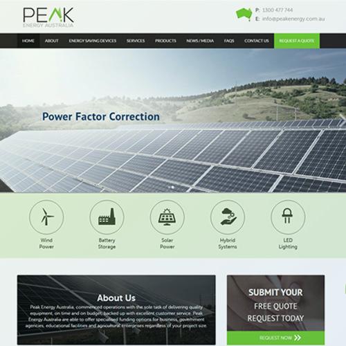 Peak Energy Australia