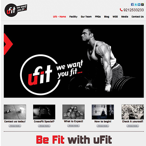 uFit International