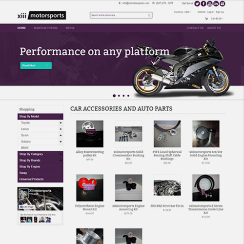 Xiii Motor Sports