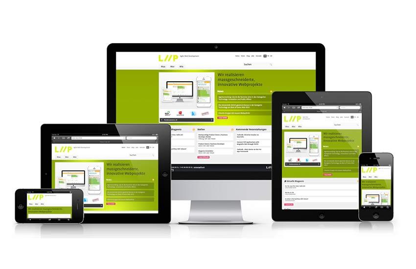 Responsive web design from Finoit Technnology ( Mobile App Development Companyand Web Application Development Company)