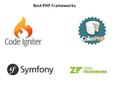 Web App Development Frameworks
