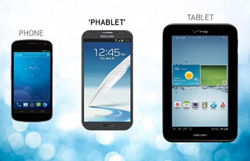 PHONE PHABLET TABLET Market