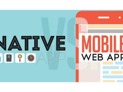 Native App Mobile Web App