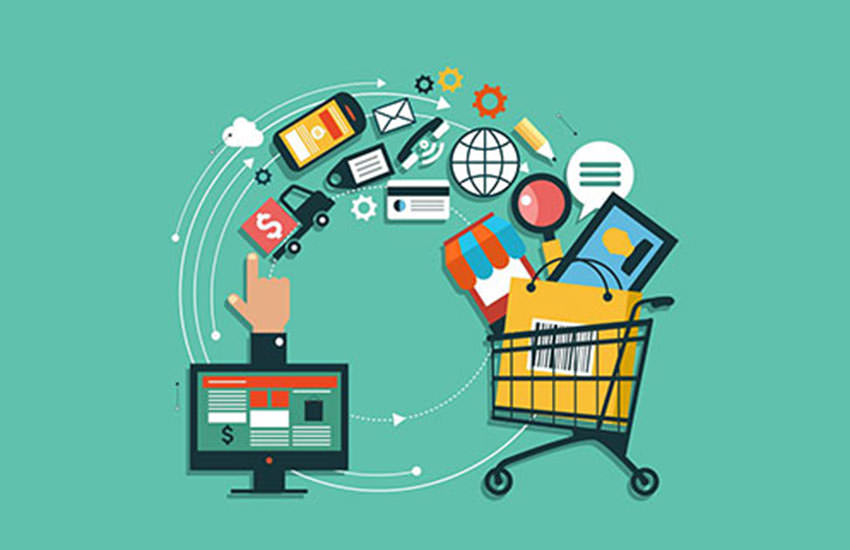 Ecommerce sales using ecommerce filtering