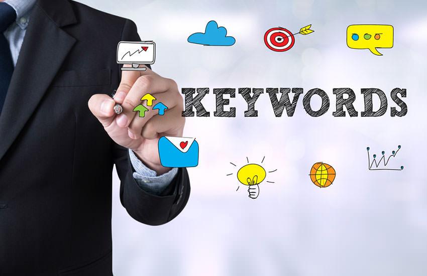 Brainstorm the right keywords