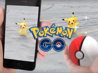 Pokemon go Content Marketing