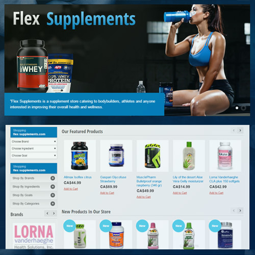 Flex Supplements