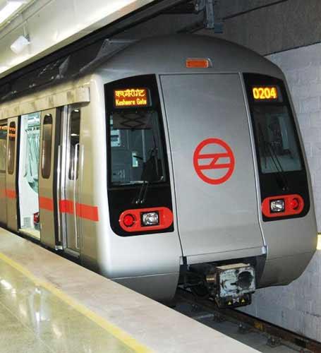 Delhi Metro iPhone App