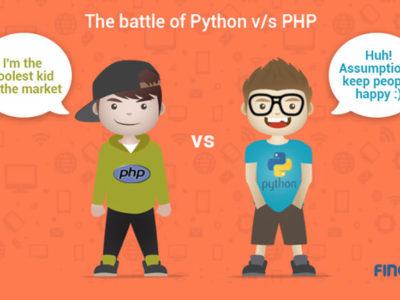 Python VS PHP