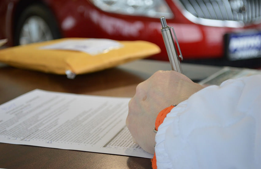 Request formal contract
