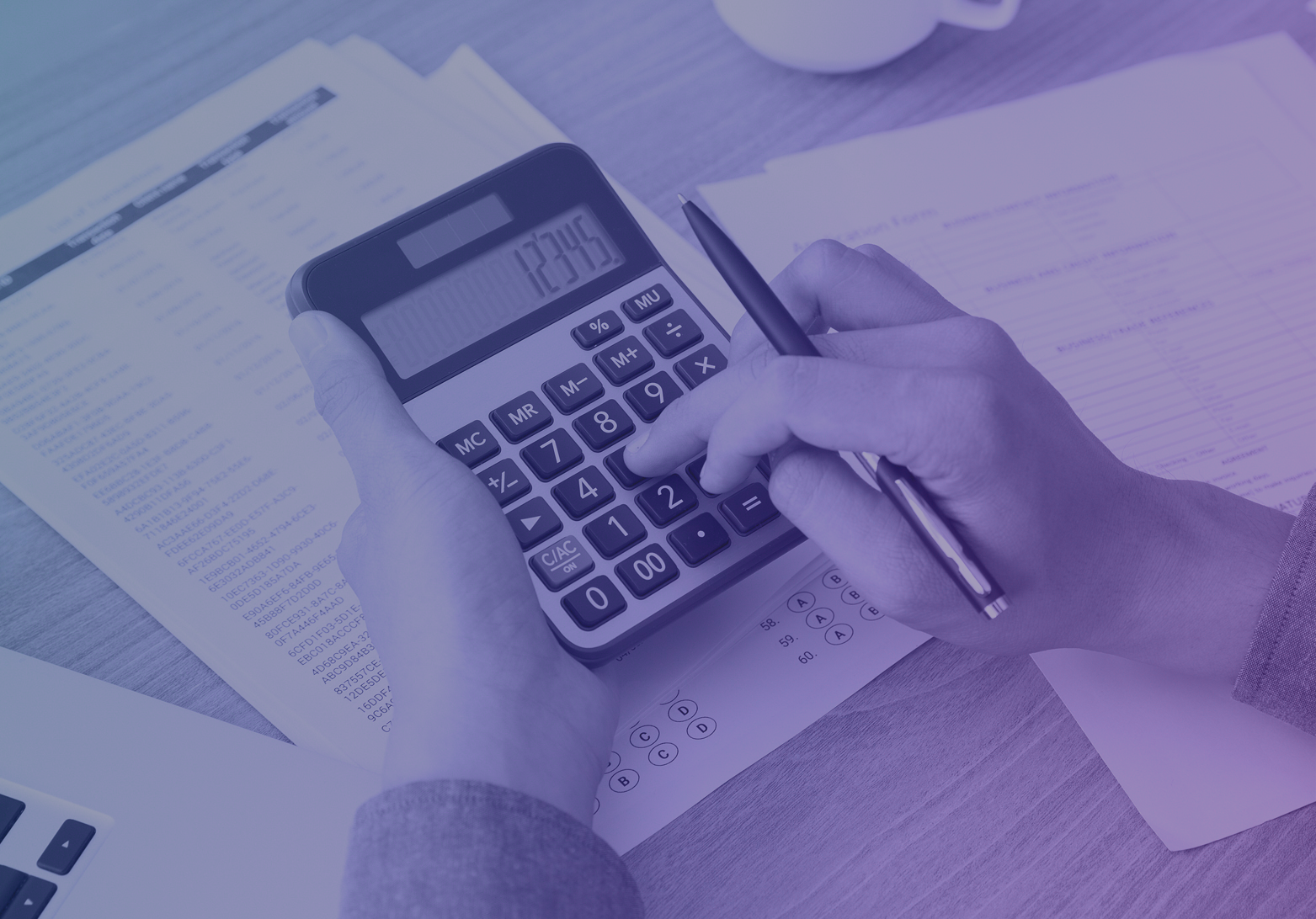 Accounting- How do businesses usually approach the accounting process in their businesses?