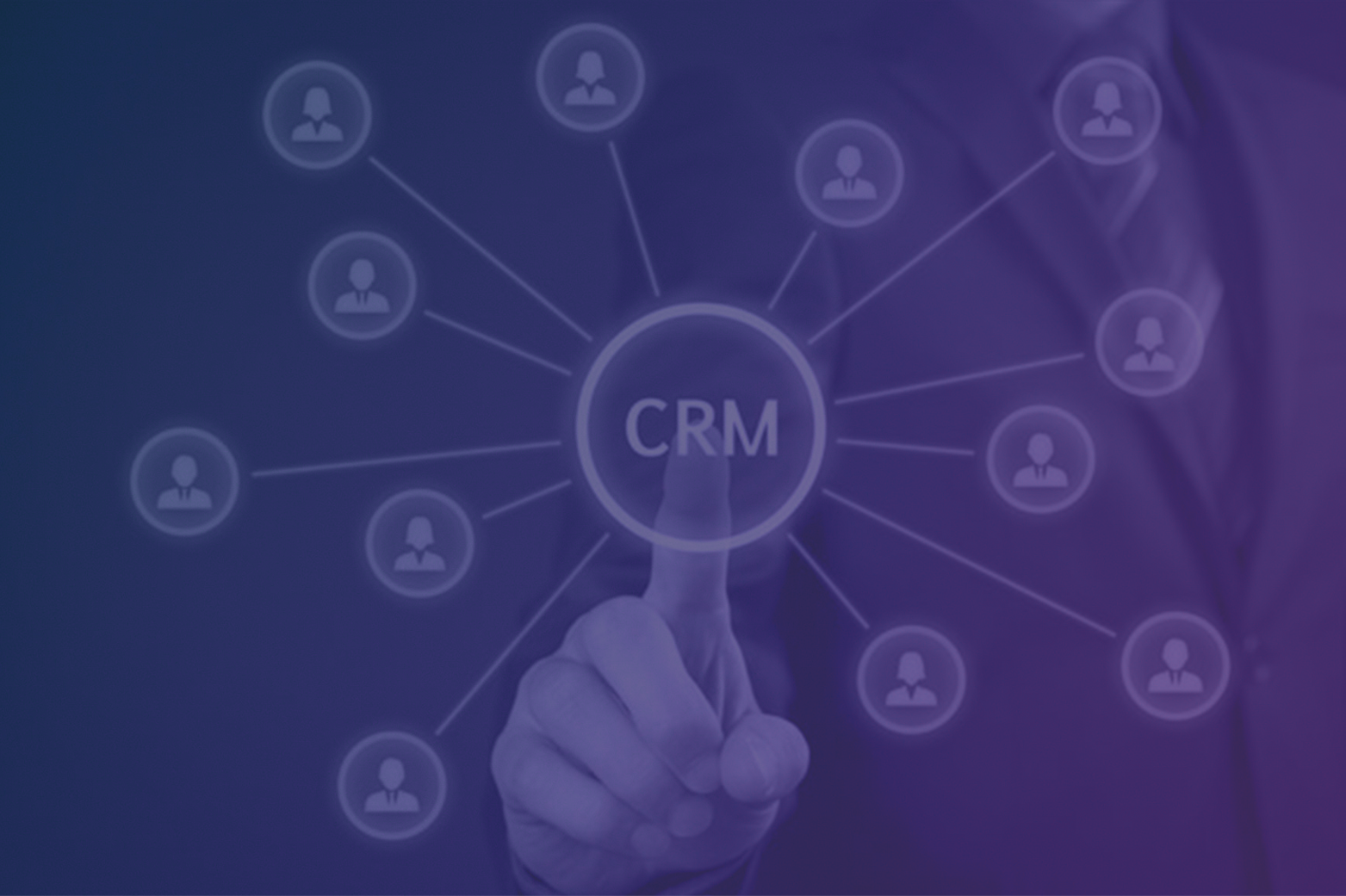 CRM- How do businesses usually manage CRM?