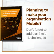 Planning to make your organization Mobile