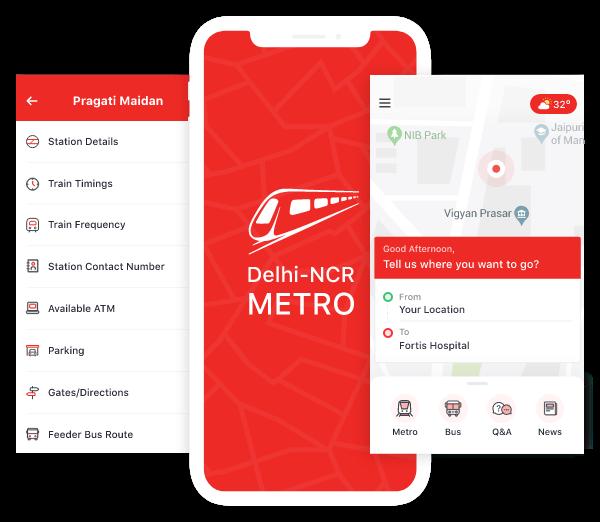 Delhi Metro Finoit