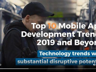 Mobile App Development Trends 2019