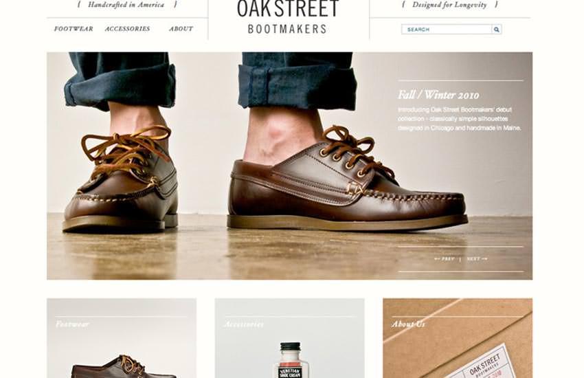 Oak Street Boot Makers