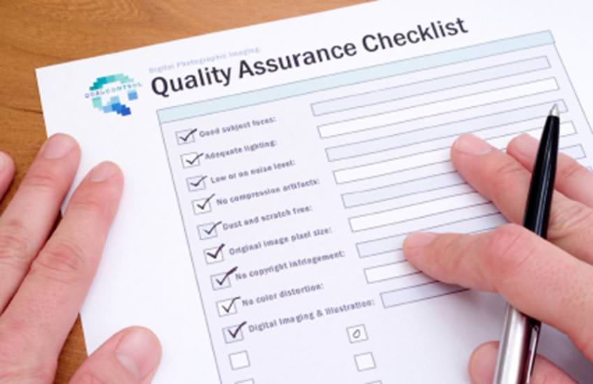 Quality Assurance Expertise